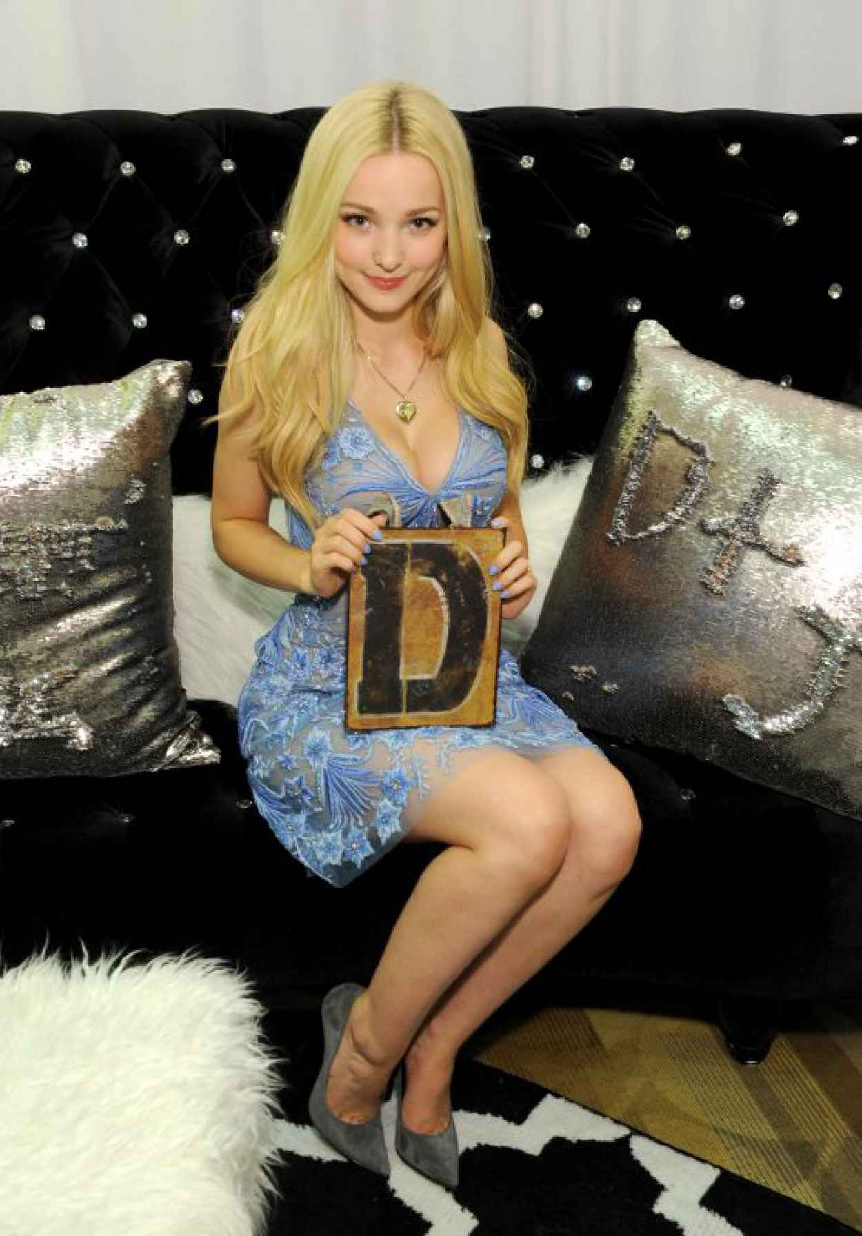 Dove Cameron - Backstage Creations retreat for Teen Choice 2015 in Los Angeles-1