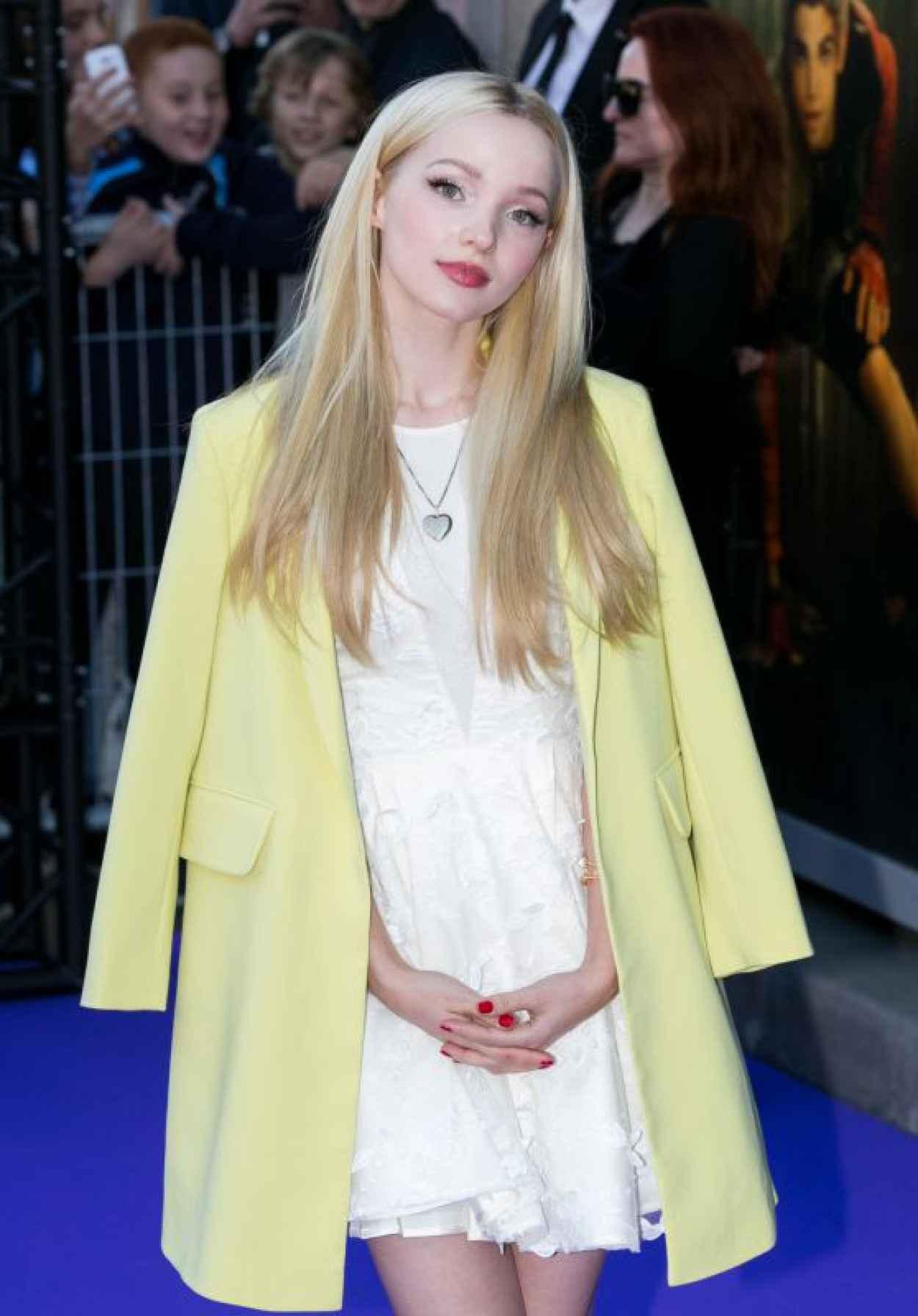 Dove Cameron - Descendants Premiere in Paris-1