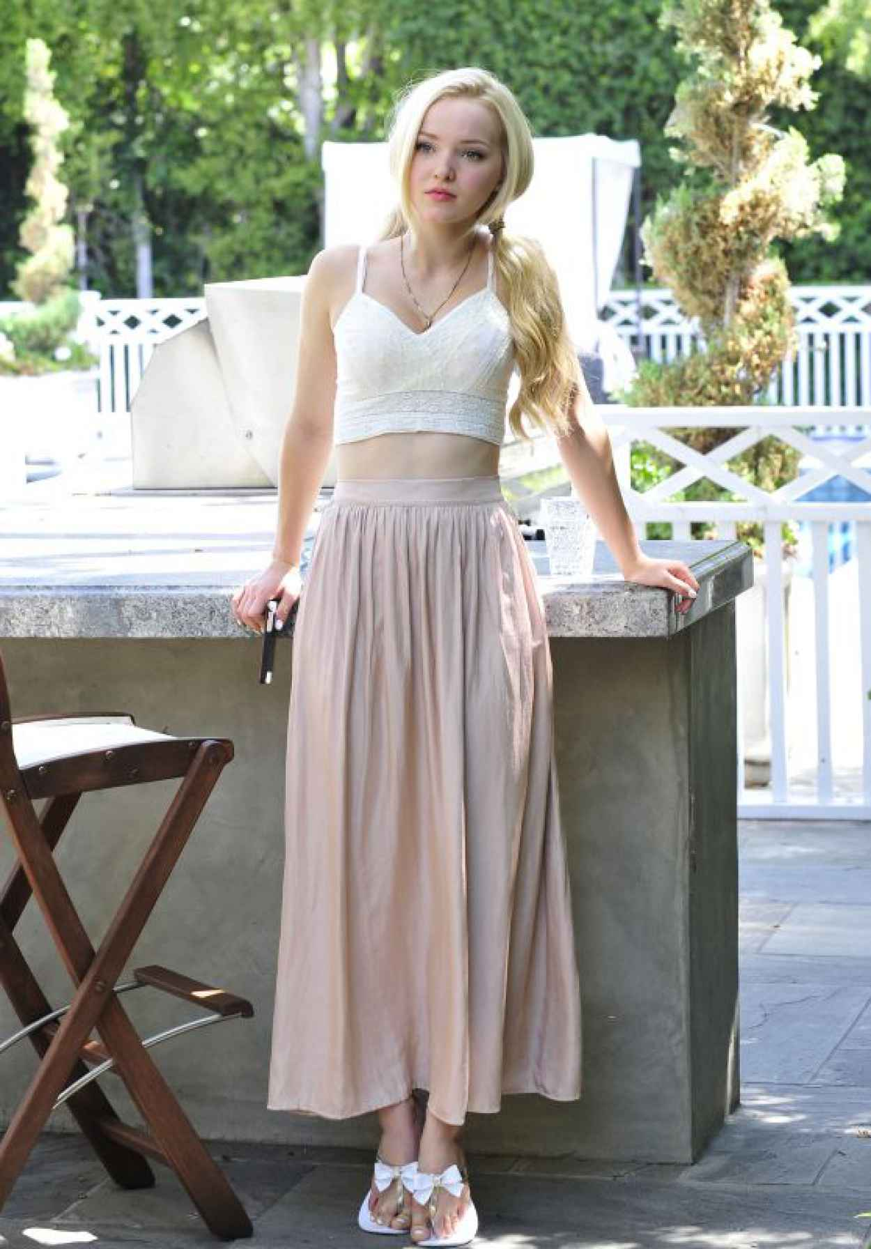 Dove Cameron - Photoshoot in Beverly Hills, August 2015-1