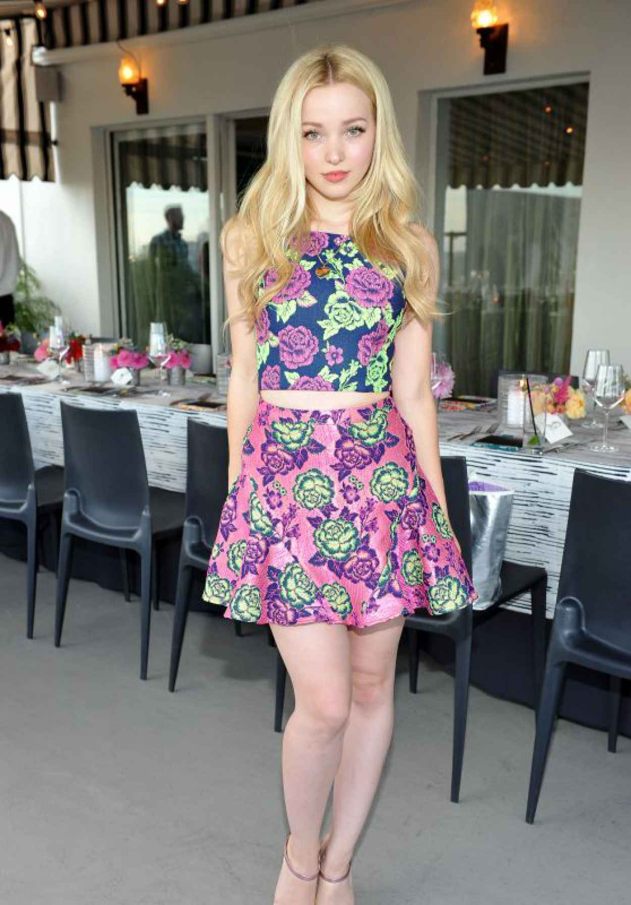 Dove Cameron - Teen Vogue Dinner Party in Los Angeles, August 2015-1