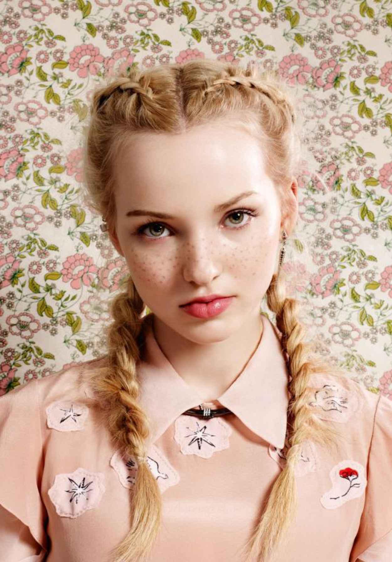Dove Cameron - Teen Vogue Photoshoot 2015-1