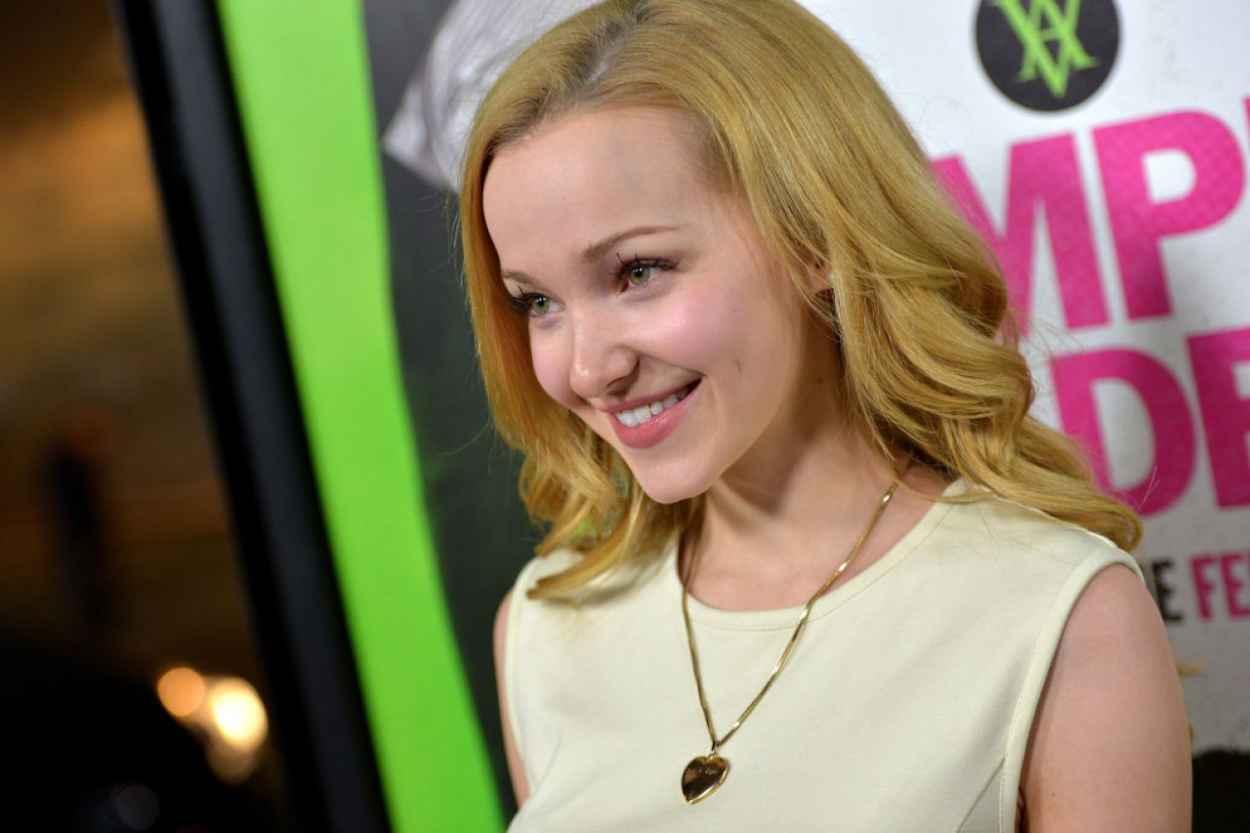 Dove Cameron - VAMPIRE ACADEMY Premiere in Los Angeles, February 2015-1