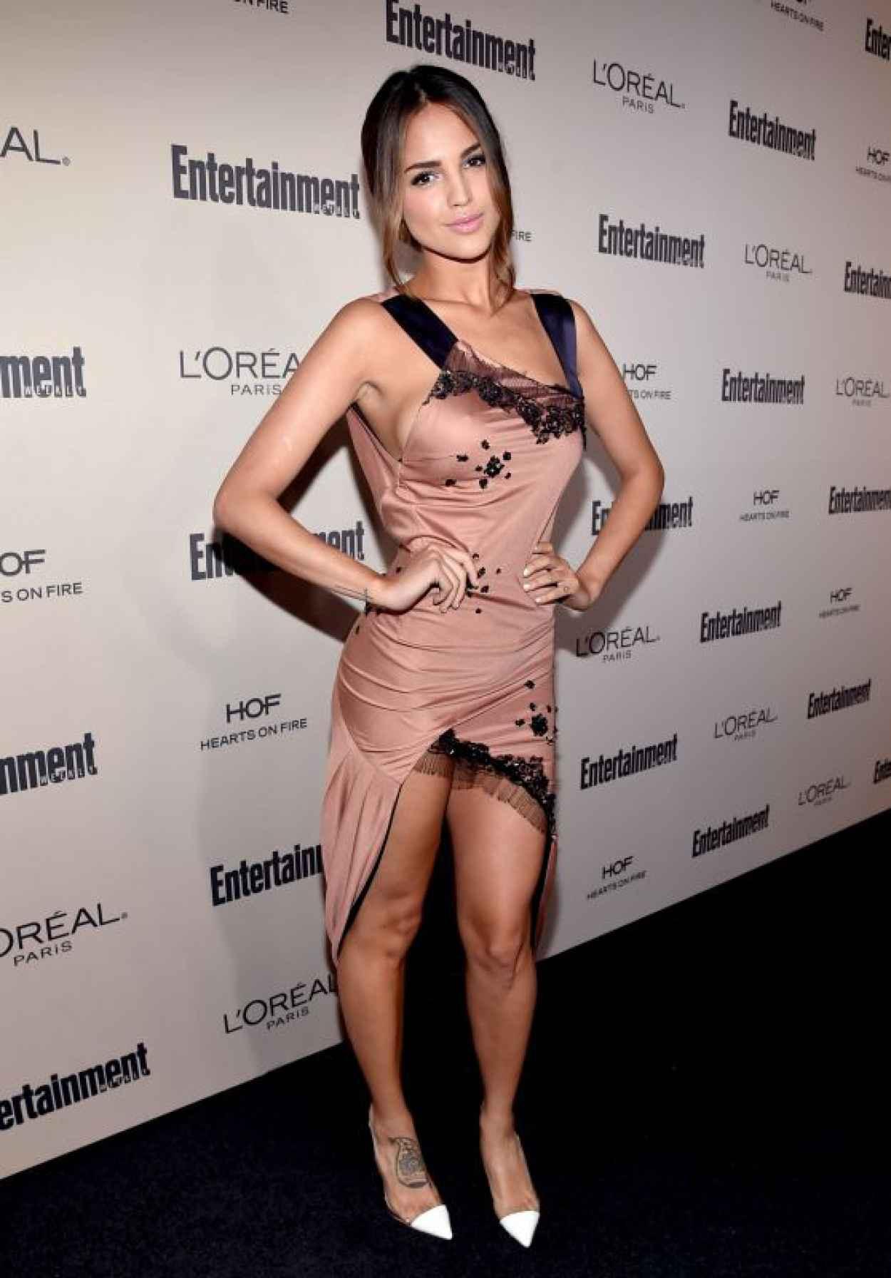 Eiza Gonzalez - 2015 Entertainment Weekly Pre-Emmy Party-1