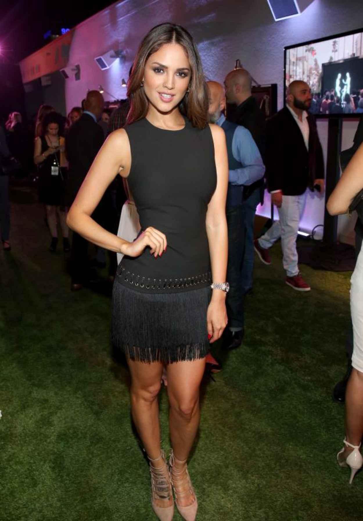 Eiza Gonzalez - Latina Media Ventures Hosts Latina Hot List Party in West Hollywood-1
