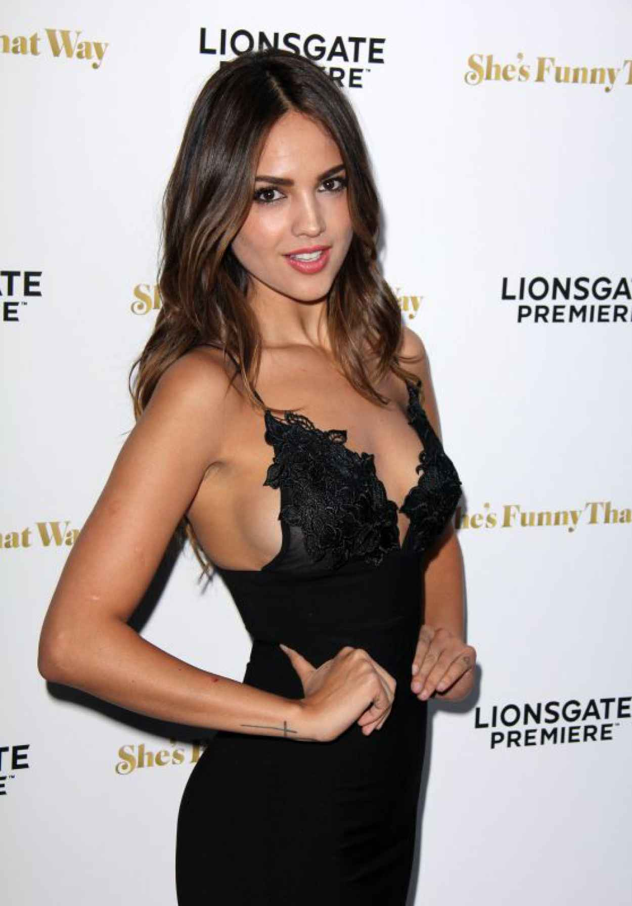 Eiza Gonzalez - Shes Funny That Way Premiere in Los Angeles-1