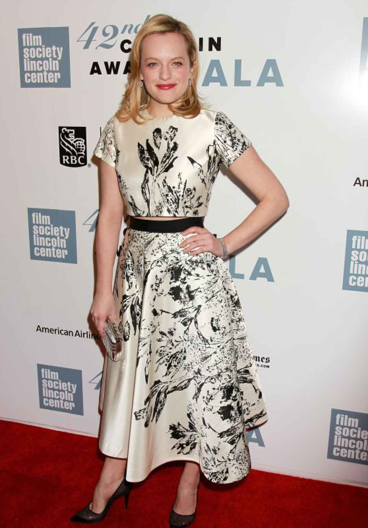 Elisabeth Moss - 2015 Chaplin Award Gala in New York City-1