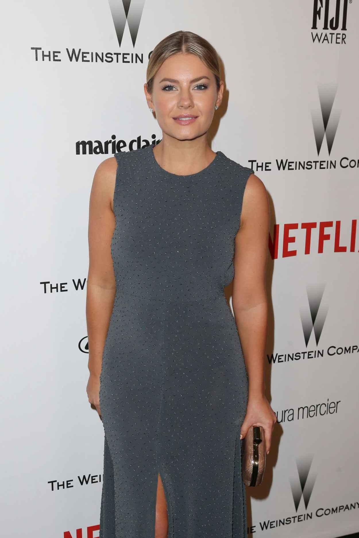 Elisha Cuthbert - The Weinstein Company & Netflixs 2015 Golden Globes Party-2