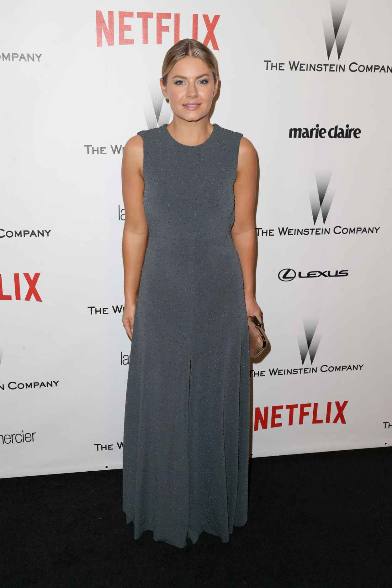 Elisha Cuthbert - The Weinstein Company & Netflixs 2015 Golden Globes Party-3