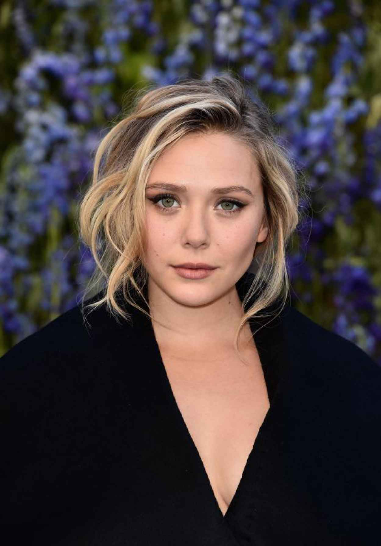 Elizabeth Olsen - Christian Dior-s S/S 2016 Collection - Paris Fashion Week, Part II-1