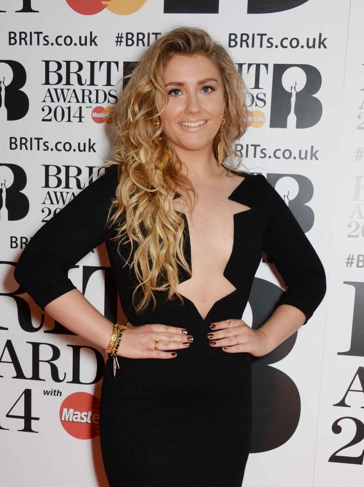 Ella Henderson - 2015 BRIT Awards-1