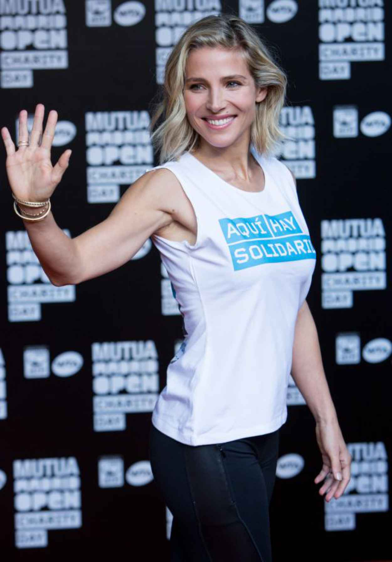 Elsa Pataky - Charity Day Tennis Tournament in Madrid, May 2015-1