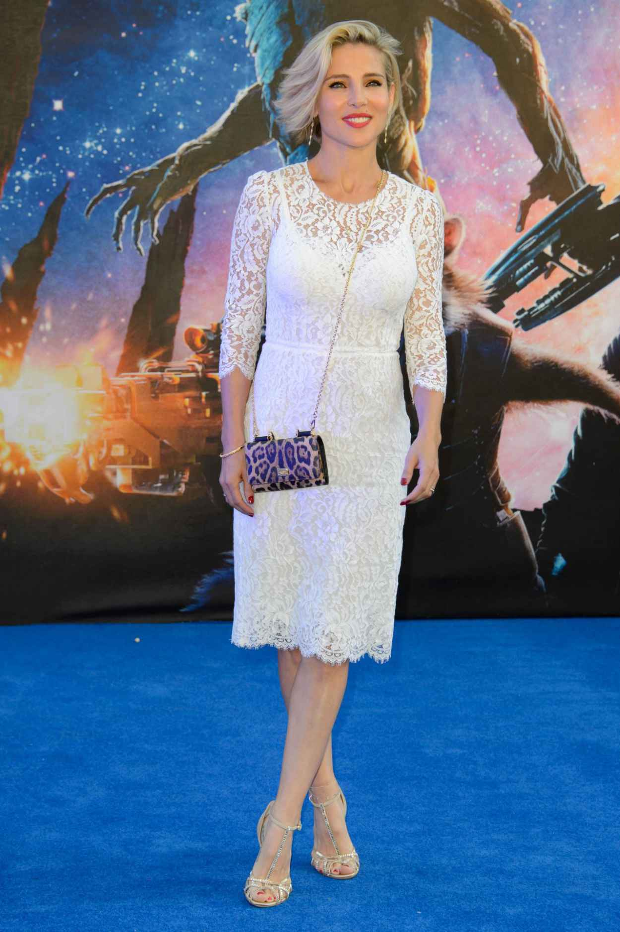 Elsa Pataky - -Guardians Of The Galaxy- Premiere in London-1