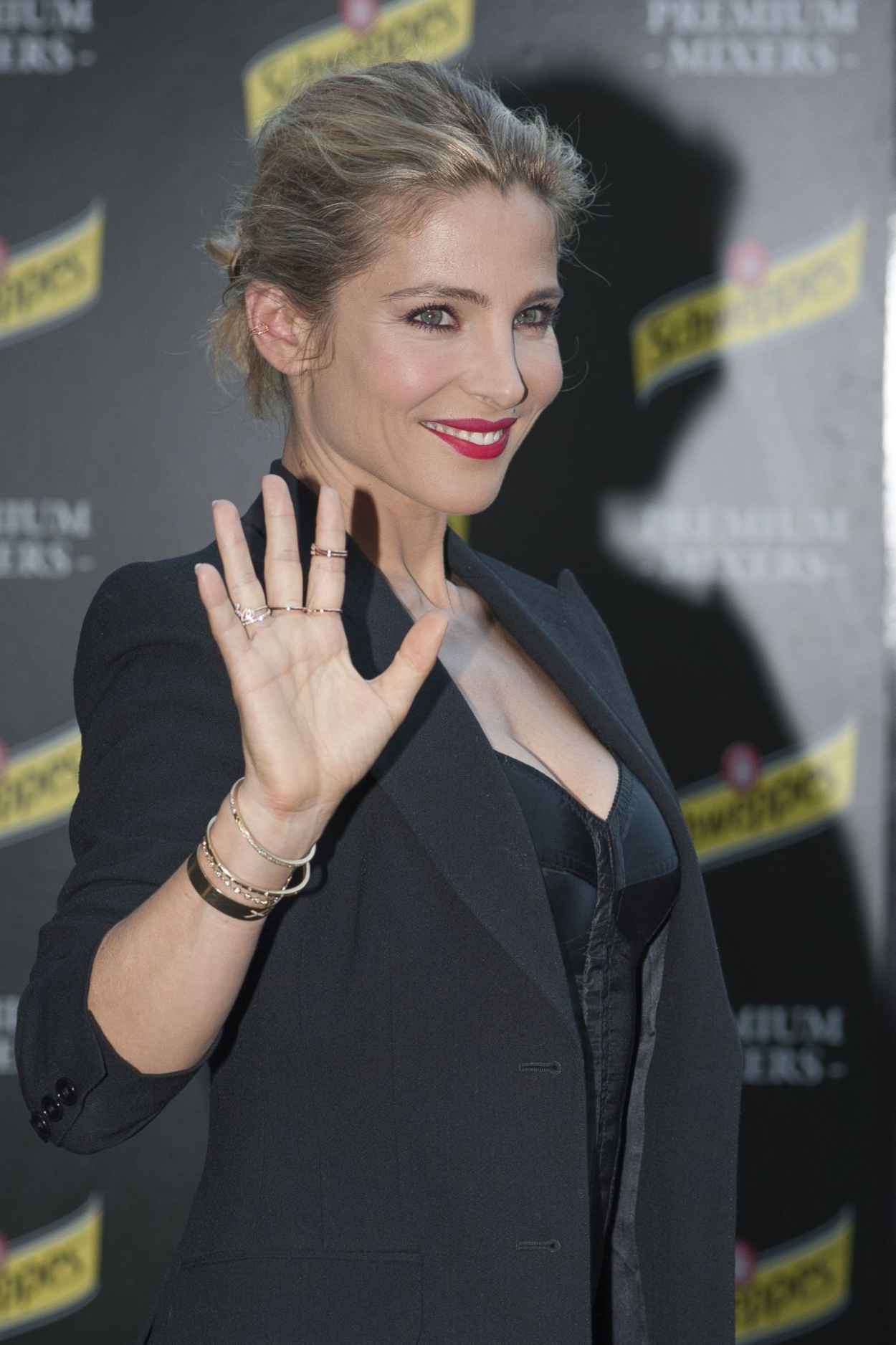 Elsa Pataky - Presentation of the New Convenient Refreshments from Schweppes - June 2015-2