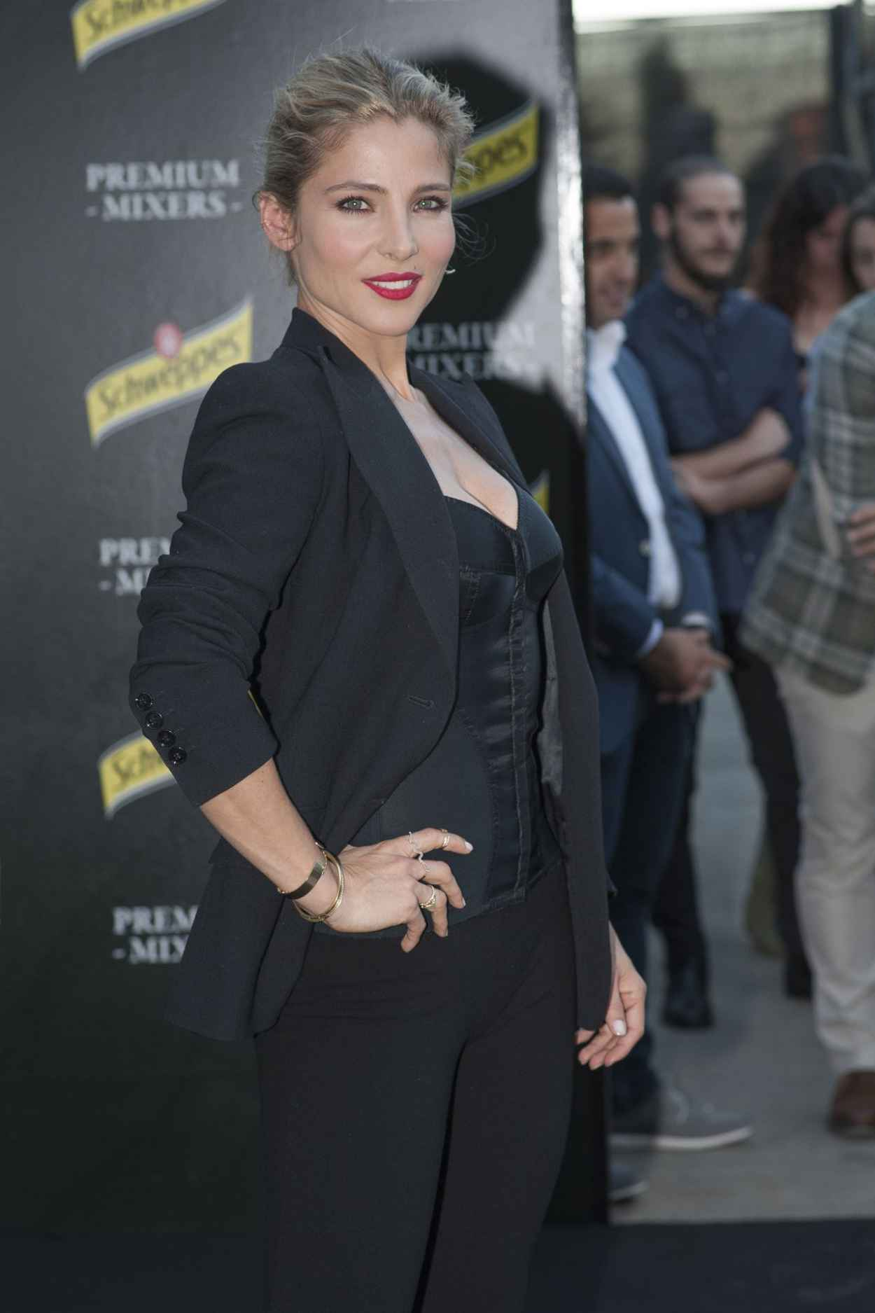 Elsa Pataky - Presentation of the New Convenient Refreshments from Schweppes - June 2015-3