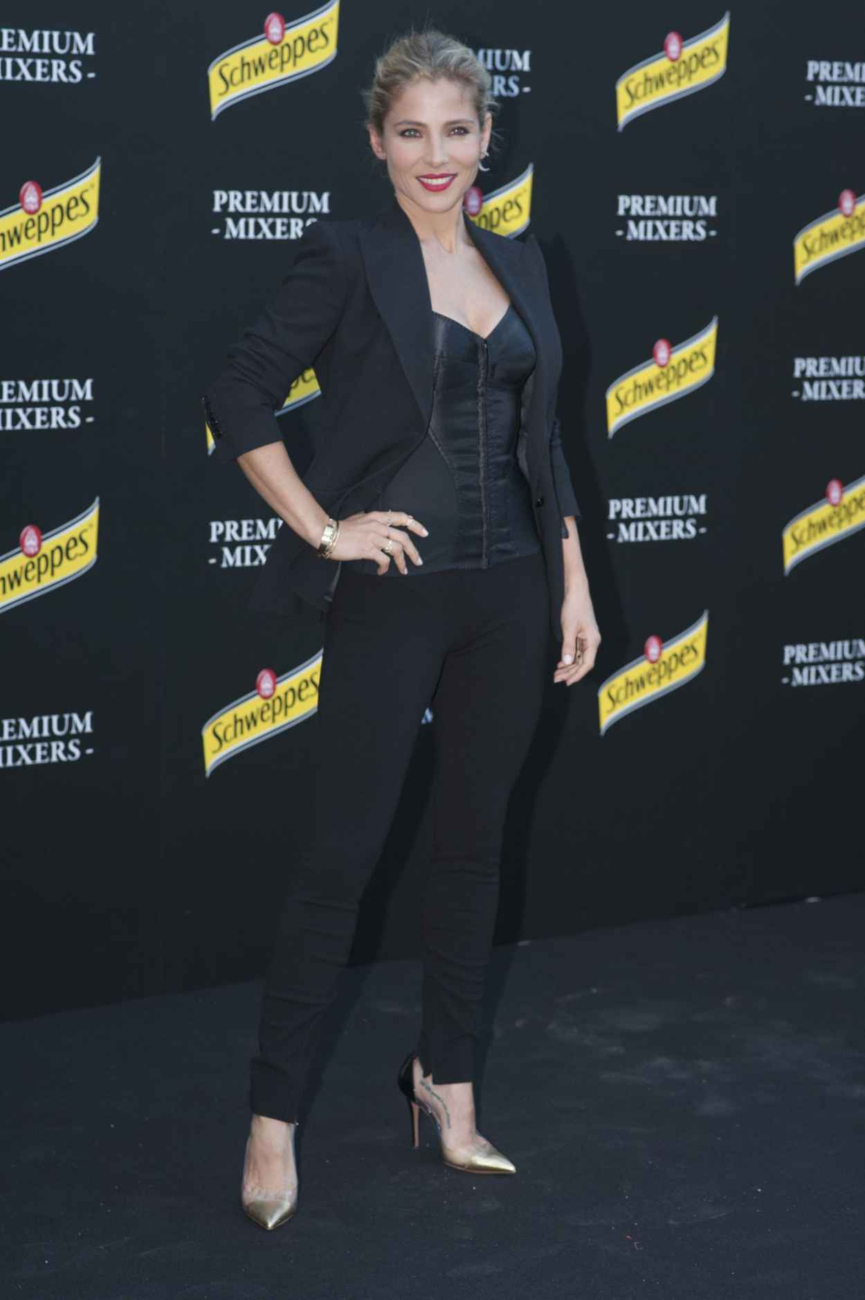 Elsa Pataky - Presentation of the New Convenient Refreshments from Schweppes - June 2015-4