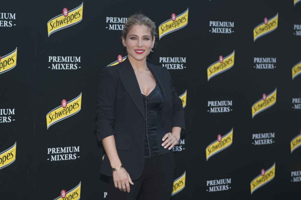 Elsa Pataky - Presentation of the New Convenient Refreshments from Schweppes - June 2015-5