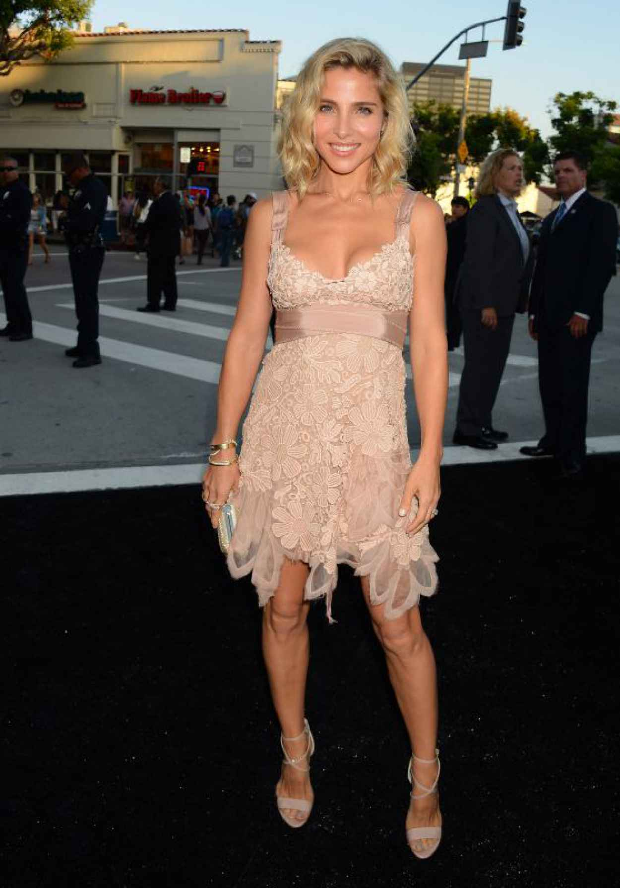 Elsa Pataky - Warner Bros. -Vacation- Premiere in Westwood-1
