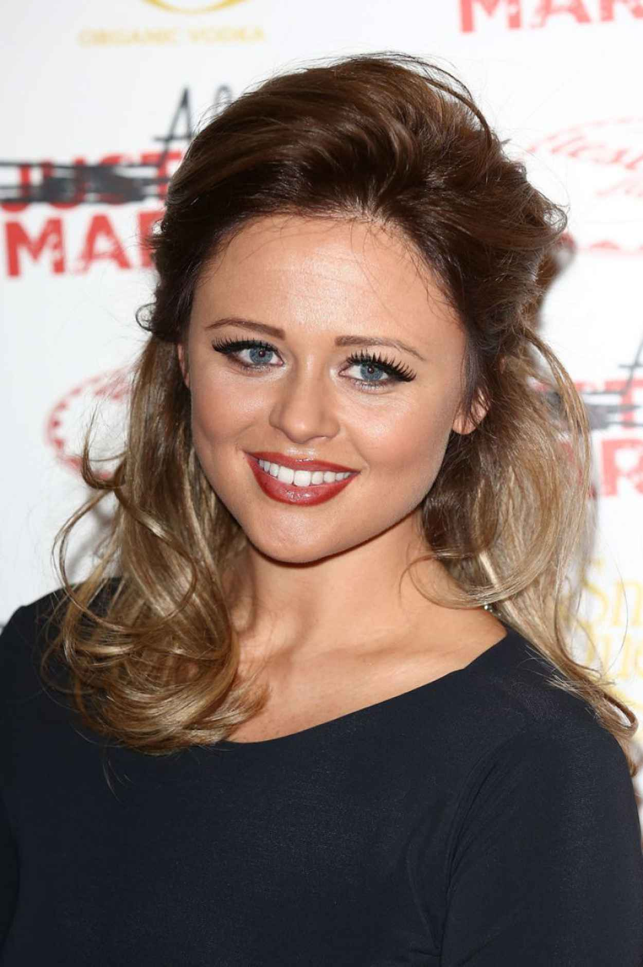 Emily Atack on Red Carpet - Almost Married Screening in London-3
