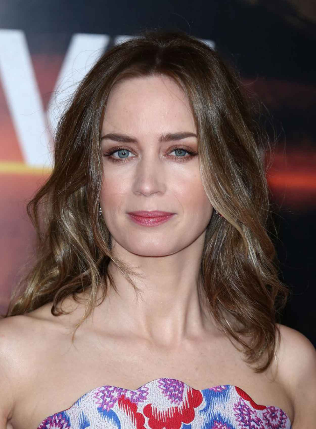 Emily Blunt - The Edge Of Tomorrow Premiere in London-1