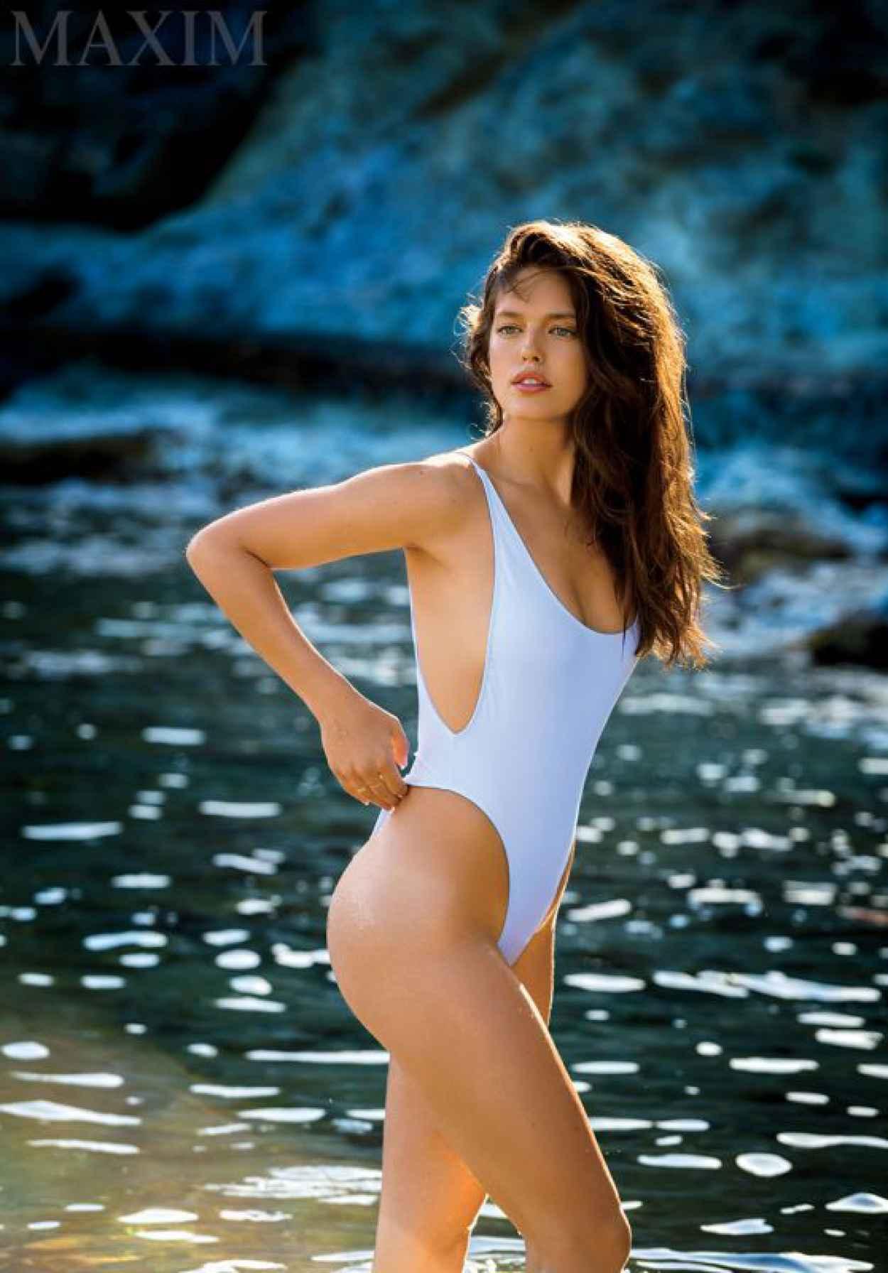 Emily Didonato - Maxim Magazine - August 2015 Issue-1