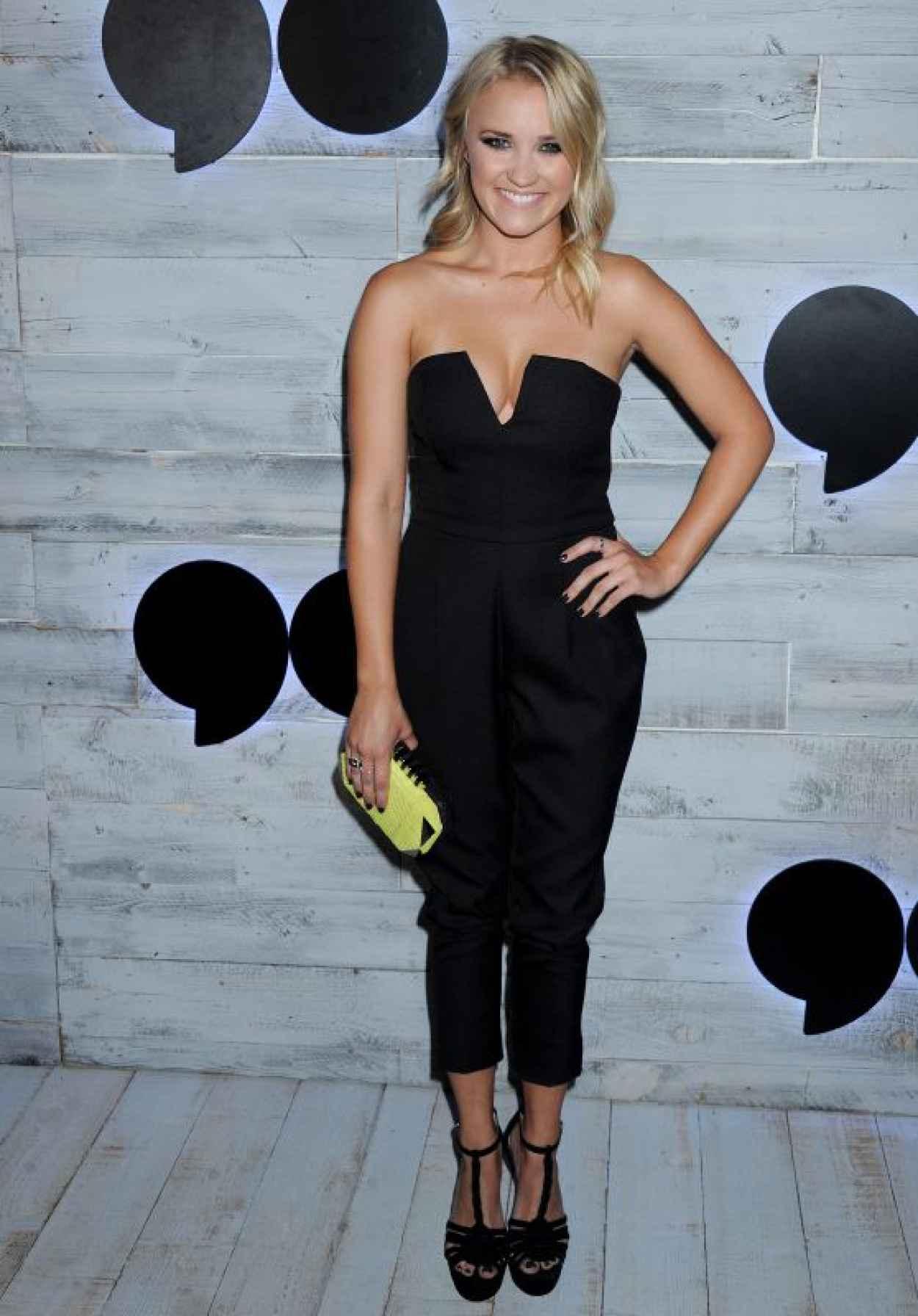 Emily Osment - VIP Sneak Peek Of go90 Social Entertainment Platform in Los Angeles-1