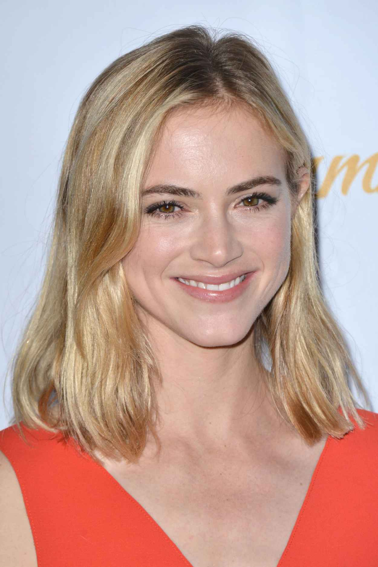 Emily Wickersham - CBS Television Studios 3rd Annual Summer Soiree in West Hollywood-2
