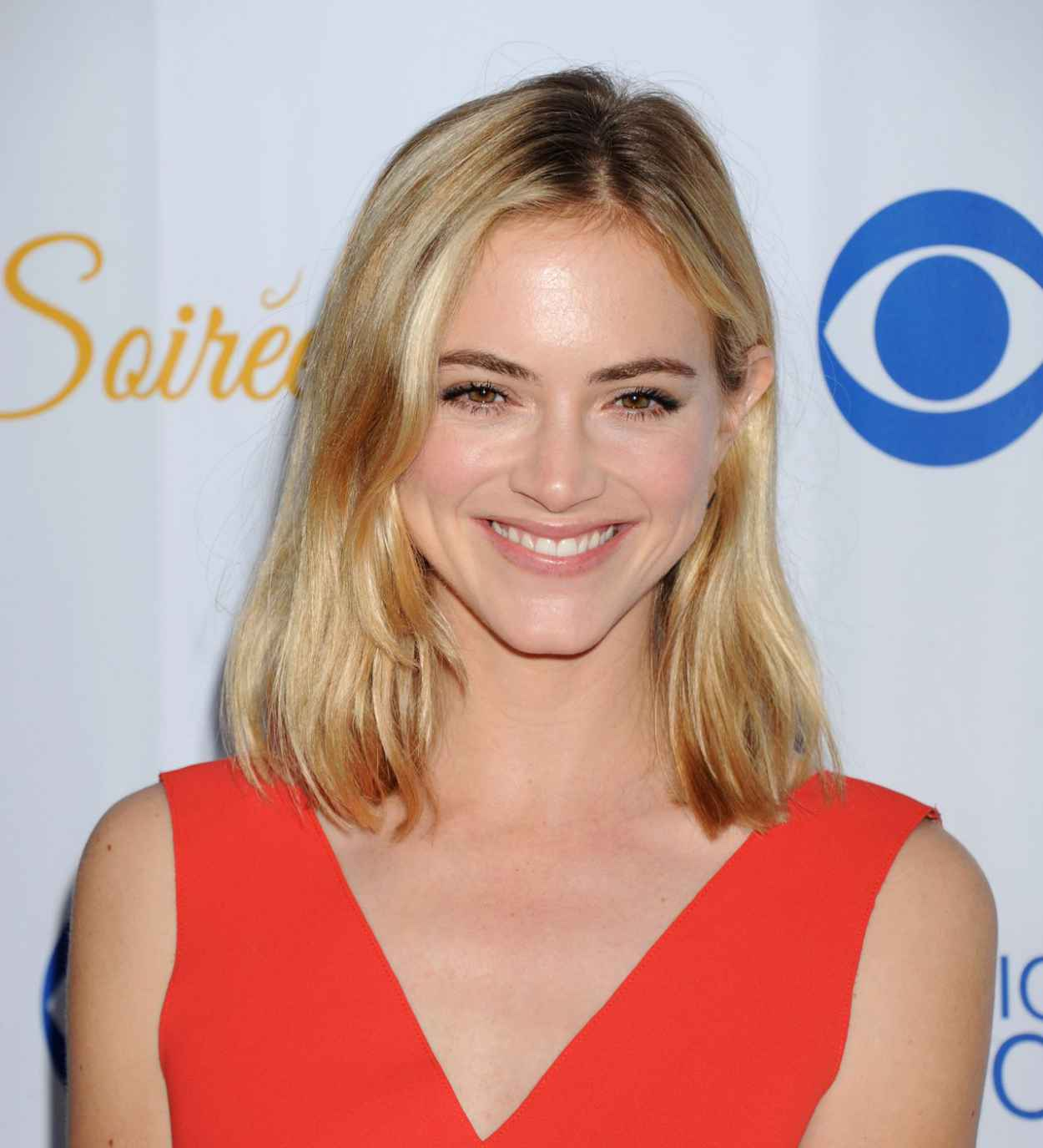 Emily Wickersham - CBS Television Studios 3rd Annual Summer Soiree in West Hollywood-3