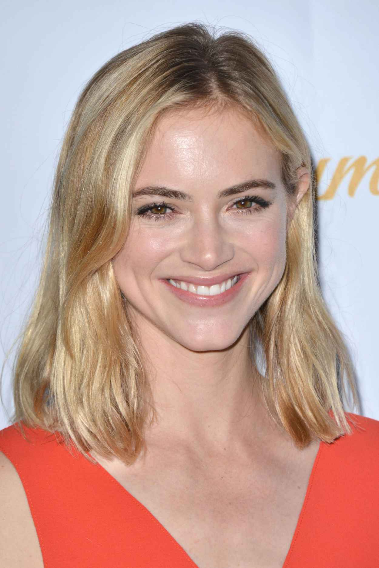 Emily Wickersham - CBS Television Studios 3rd Annual Summer Soiree in West Hollywood-4