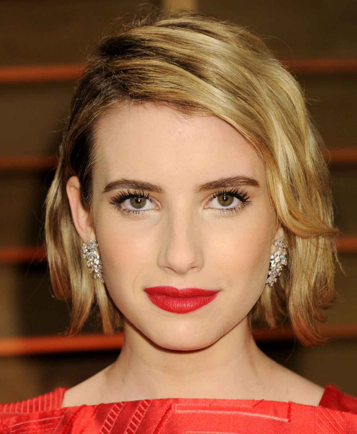 Emma Roberts - 2015 Vanity Fair Oscars Party-1