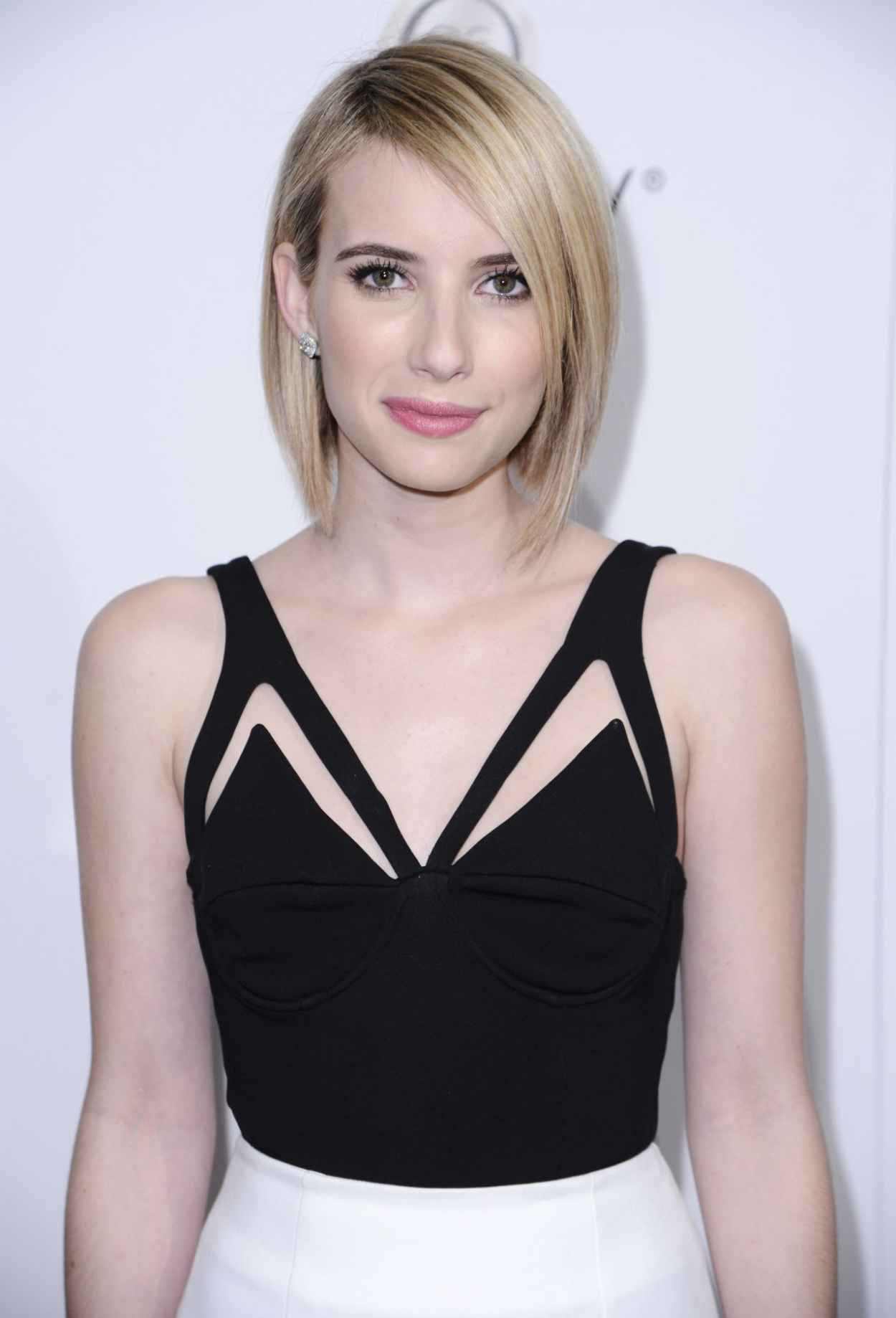 Emma Roberts - ELLE-s Annual Women in Television Celebration, January 2015-1