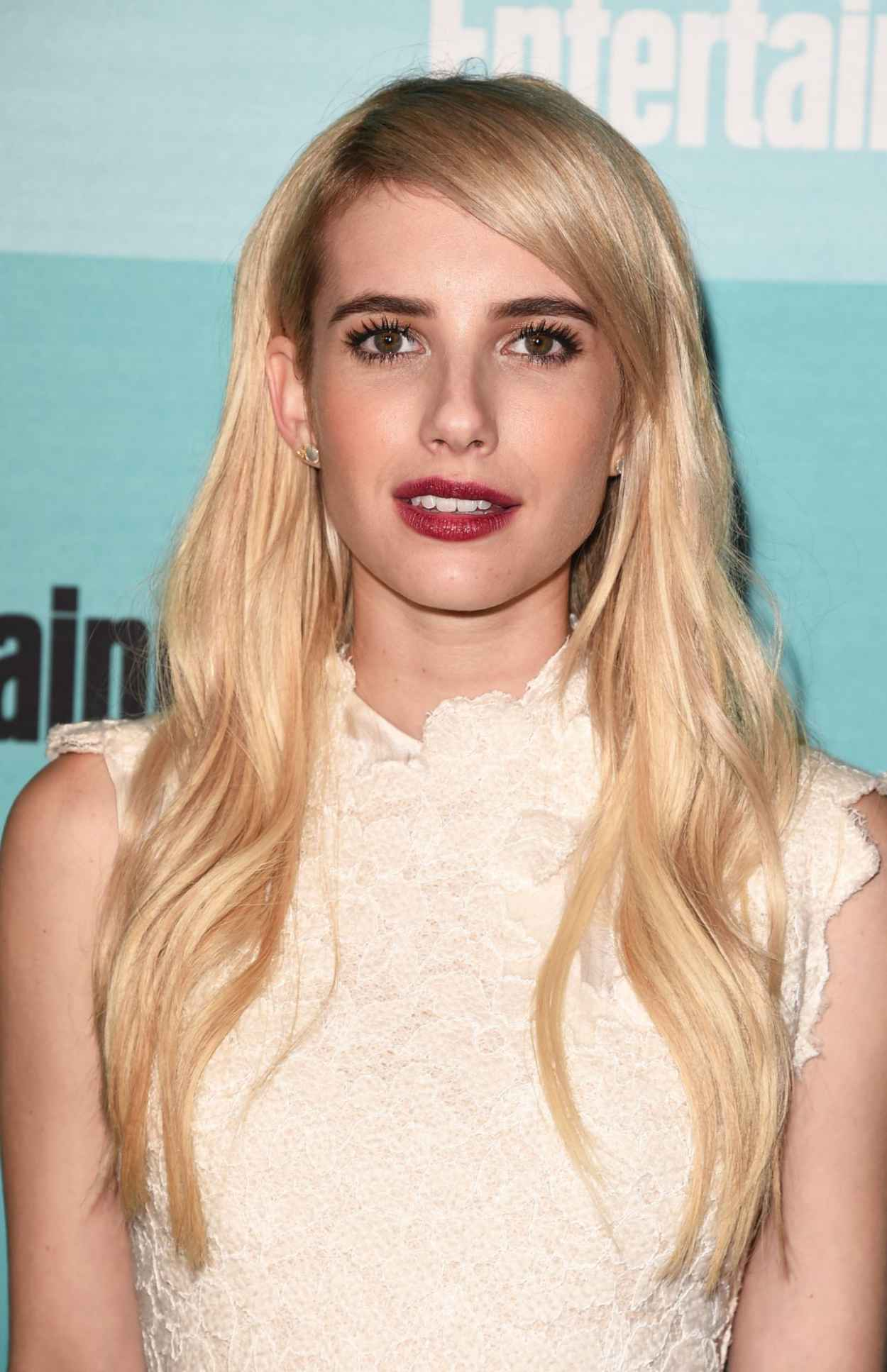 Emma Roberts - Entertainment Weekly Party at Comic-Con in San Diego, July 2015-2