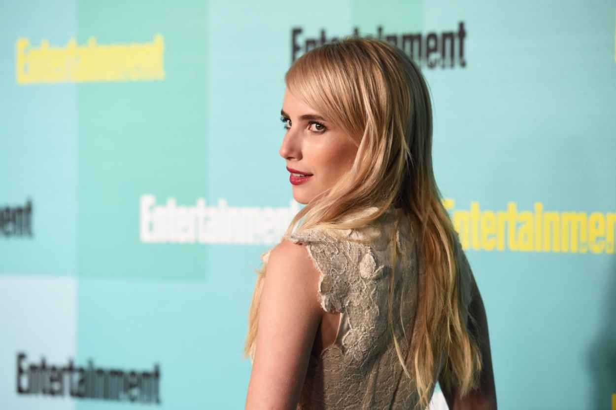 Emma Roberts - Entertainment Weekly Party at Comic-Con in San Diego, July 2015-4