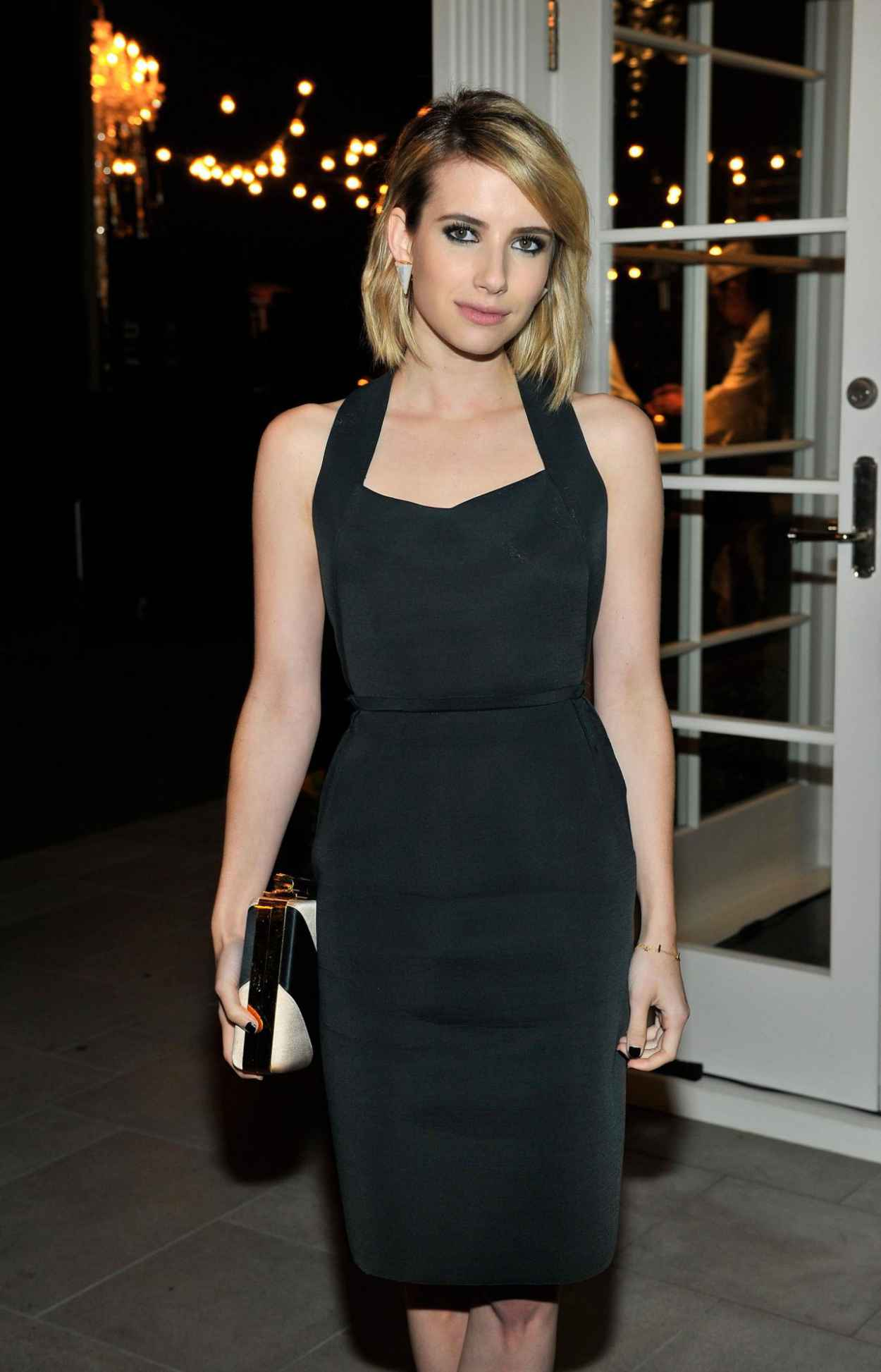 Emma Roberts - Lanvin and Living Beauty Host An Evening of Fashion - April 2015-1