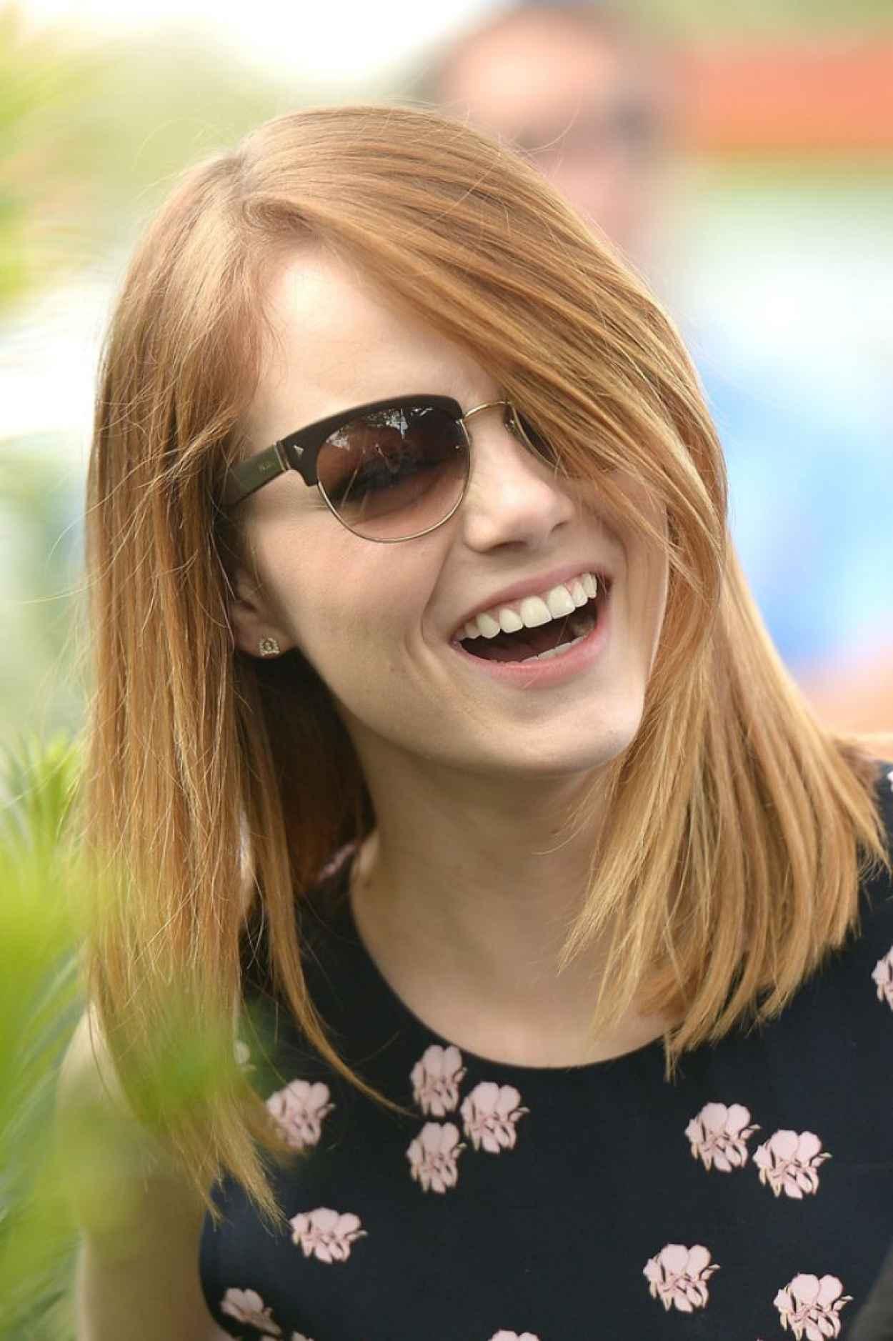 Emma Stone at 2015 Be Amazing Miami at Hialeah Gardens Elementary-1