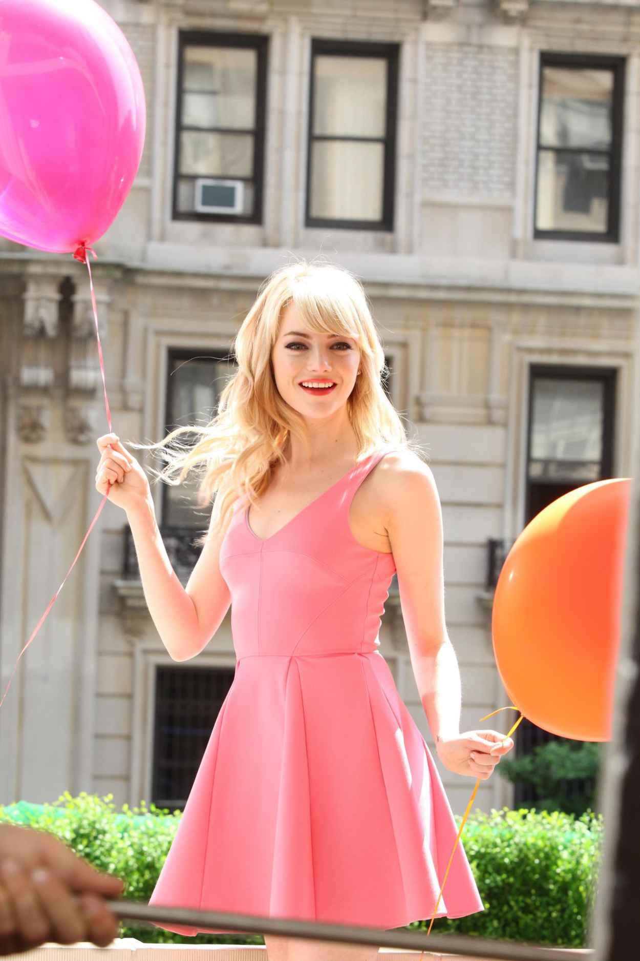 Emma Stone - Photoshoot for Revlon (2014)-1