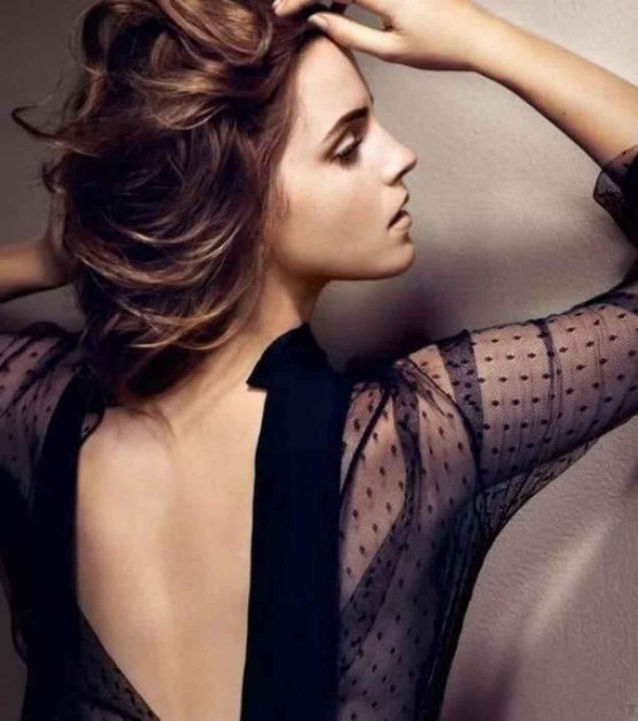 Emma Watson for GQ UK Magazine, October 2015-1