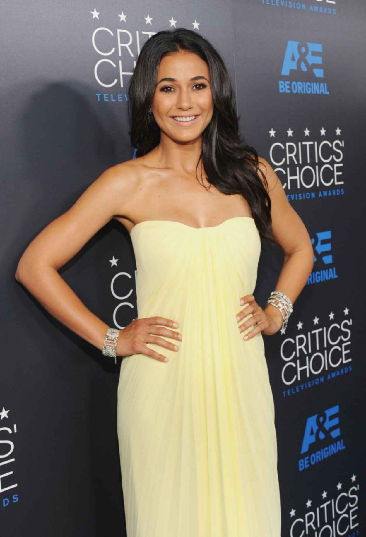 Emmanuelle Chriqui - 2015 Critics Choice Television Awards in Beverly Hills-4