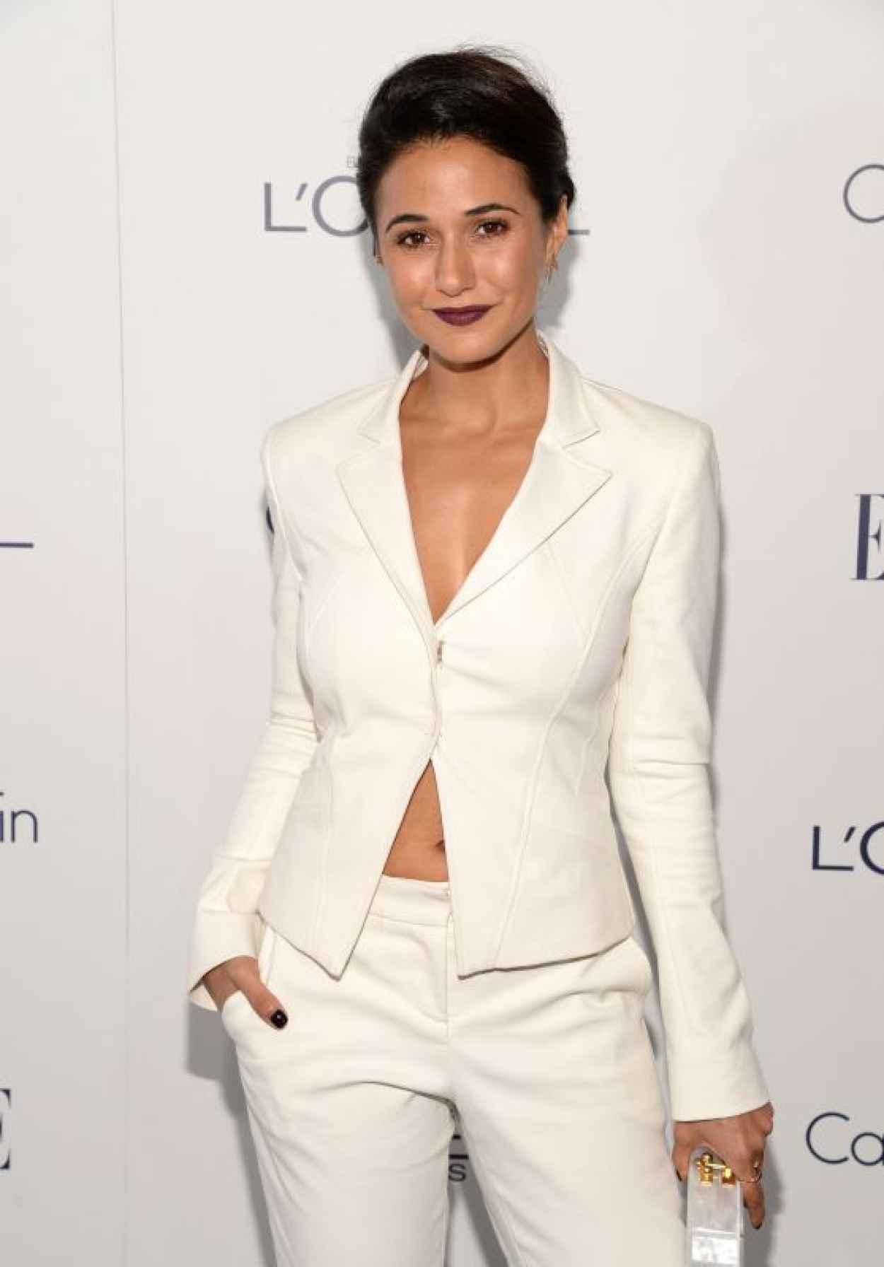 Emmanuelle Chriqui - 2015 ELLE Women in Hollywood Awards in Los Angeles-1