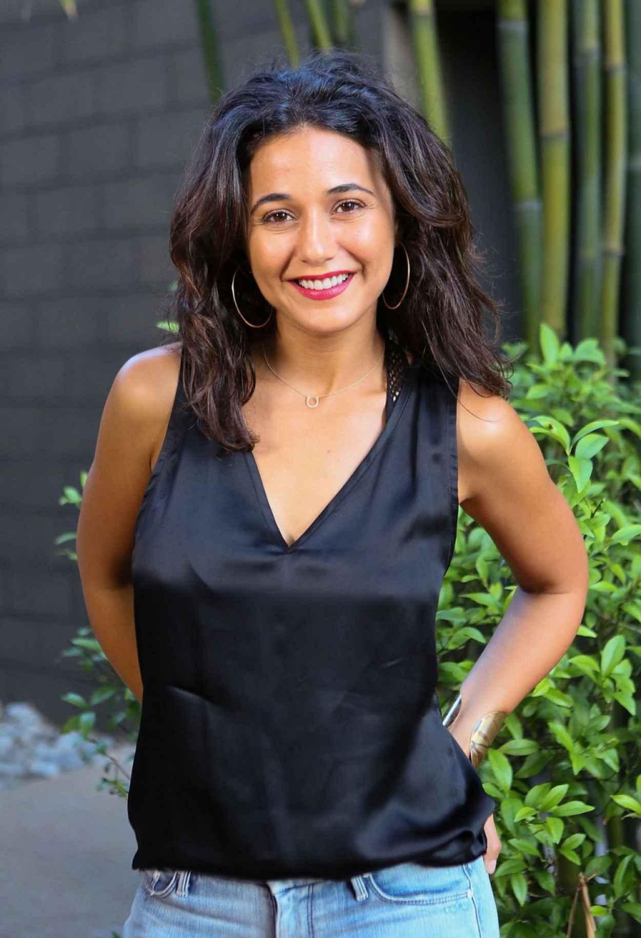 Emmanuelle Chriqui - A Concrete River Reviving The Waters Of Los Angeles Premiere-5