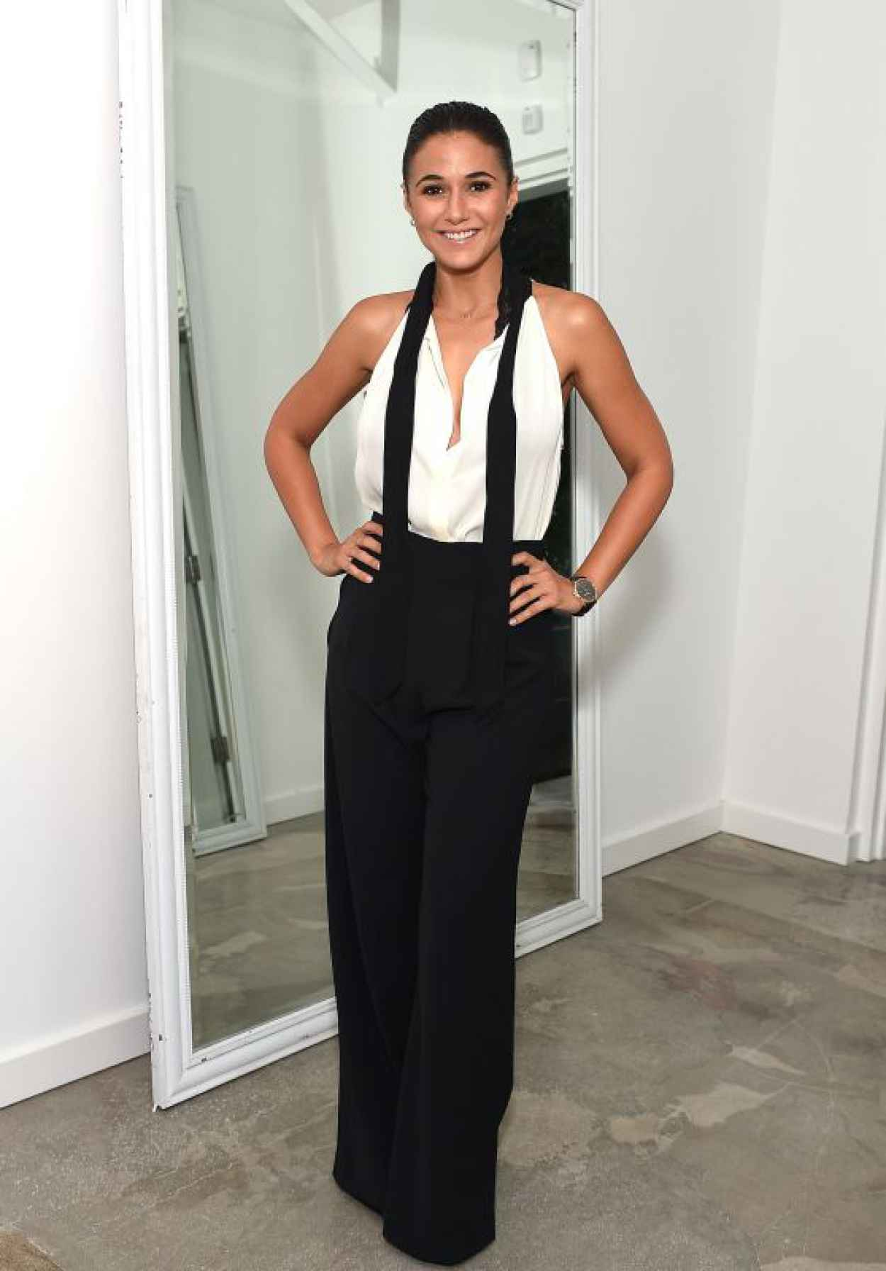 Emmanuelle Chriqui - The A List 15th Anniversary Party in Beverly Hills-1
