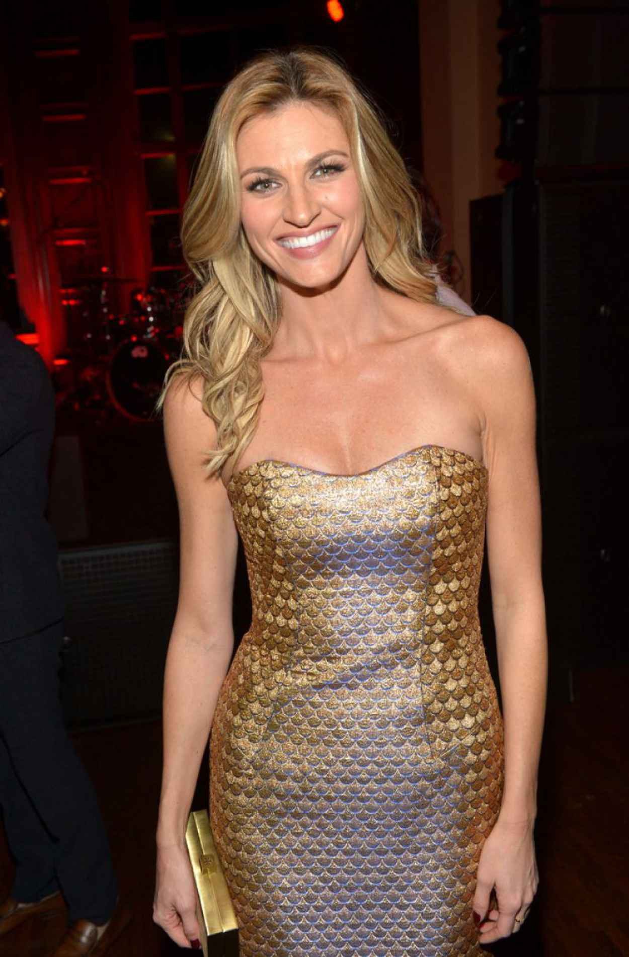 Erin Andrews at 2015 GQ Men Of The Year Party in Los Angeles-1