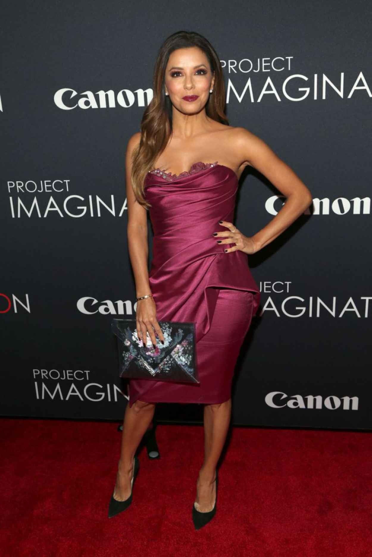 Eva Longoria at Canons Project Imaginat10n Film Festival-1