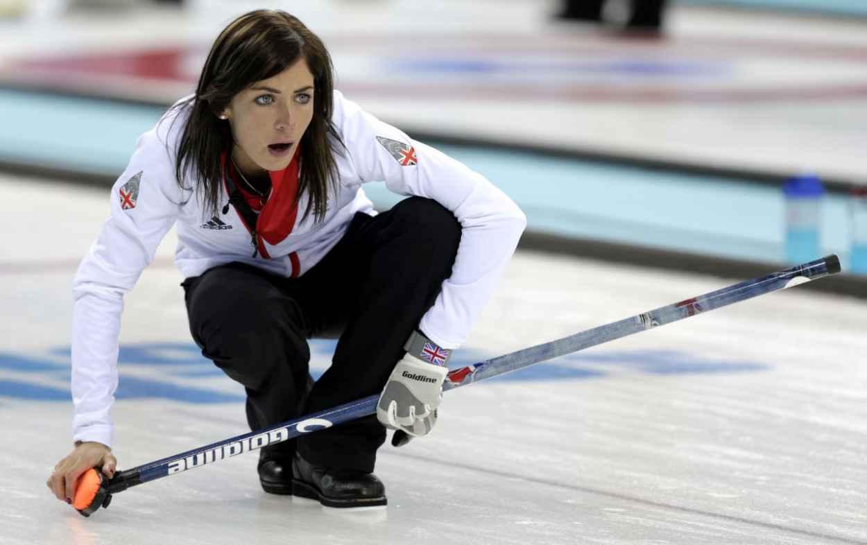 Eve Muirhead - Sochi 2015 Winter Olympics-1