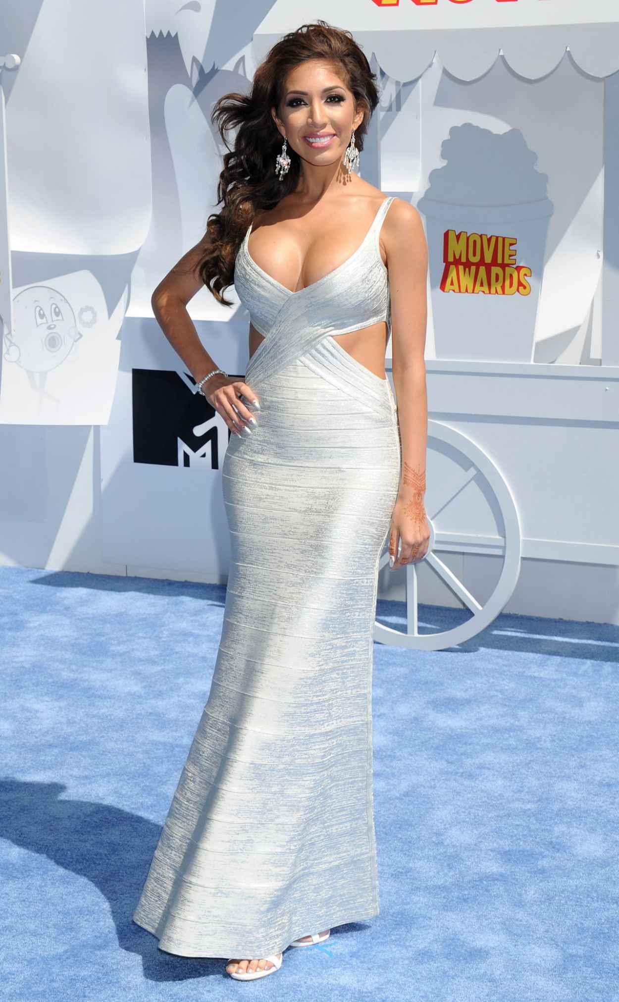 Farrah Abraham - 2015 MTV Movie Awards in Los Angeles-2