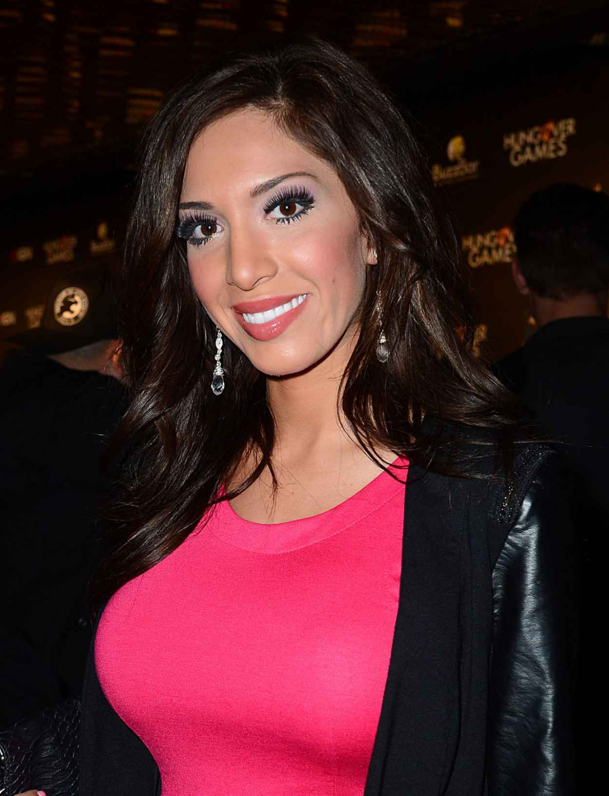 Farrah Abraham - The Hungover Games Los Angeles Premiere - Feb. 2015-5