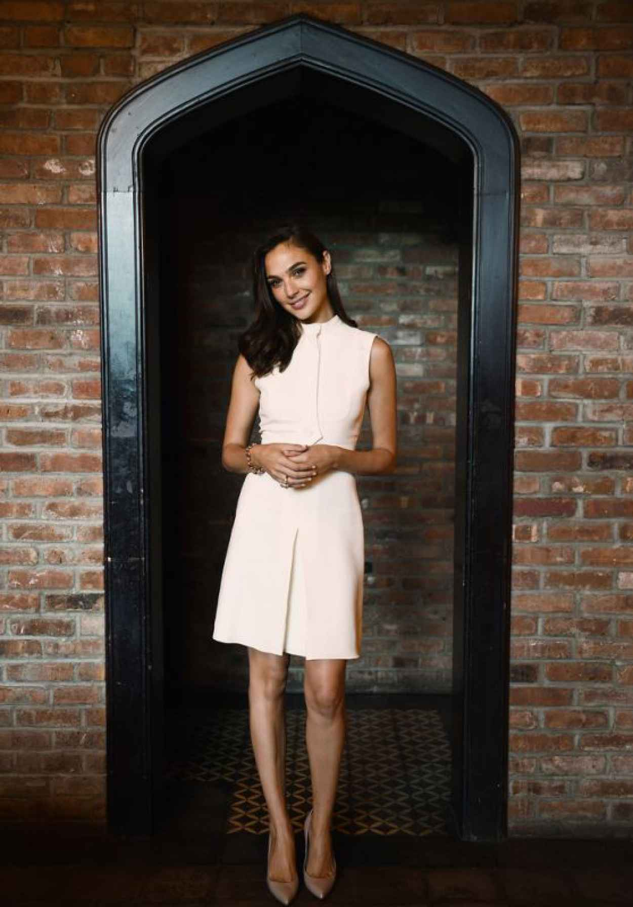 Gal Gadot - Gucci Bamboo Fragrance Launch in New York City-1
