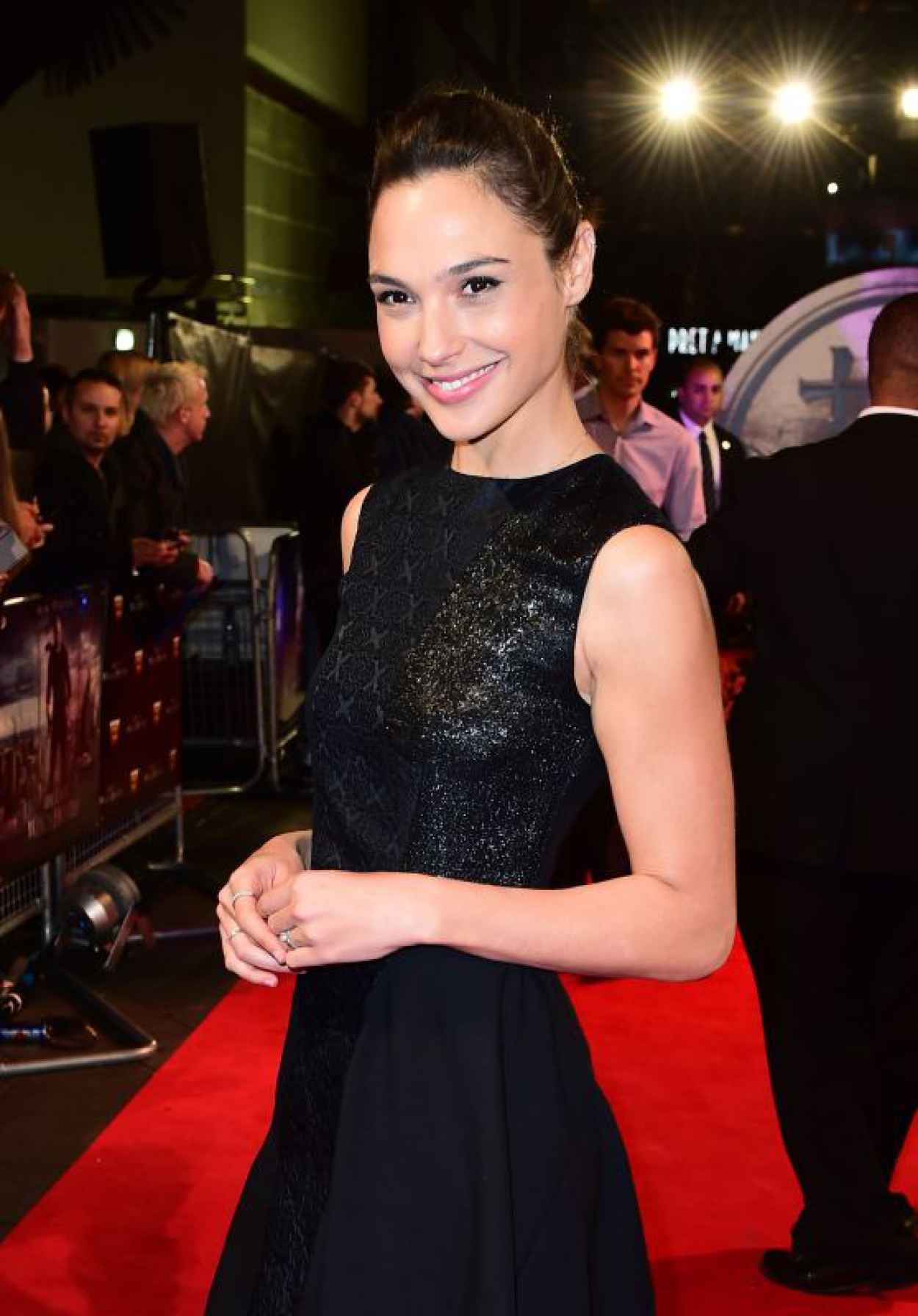 Gal Gadot - The Last Witch Hunter Premiere in London-1