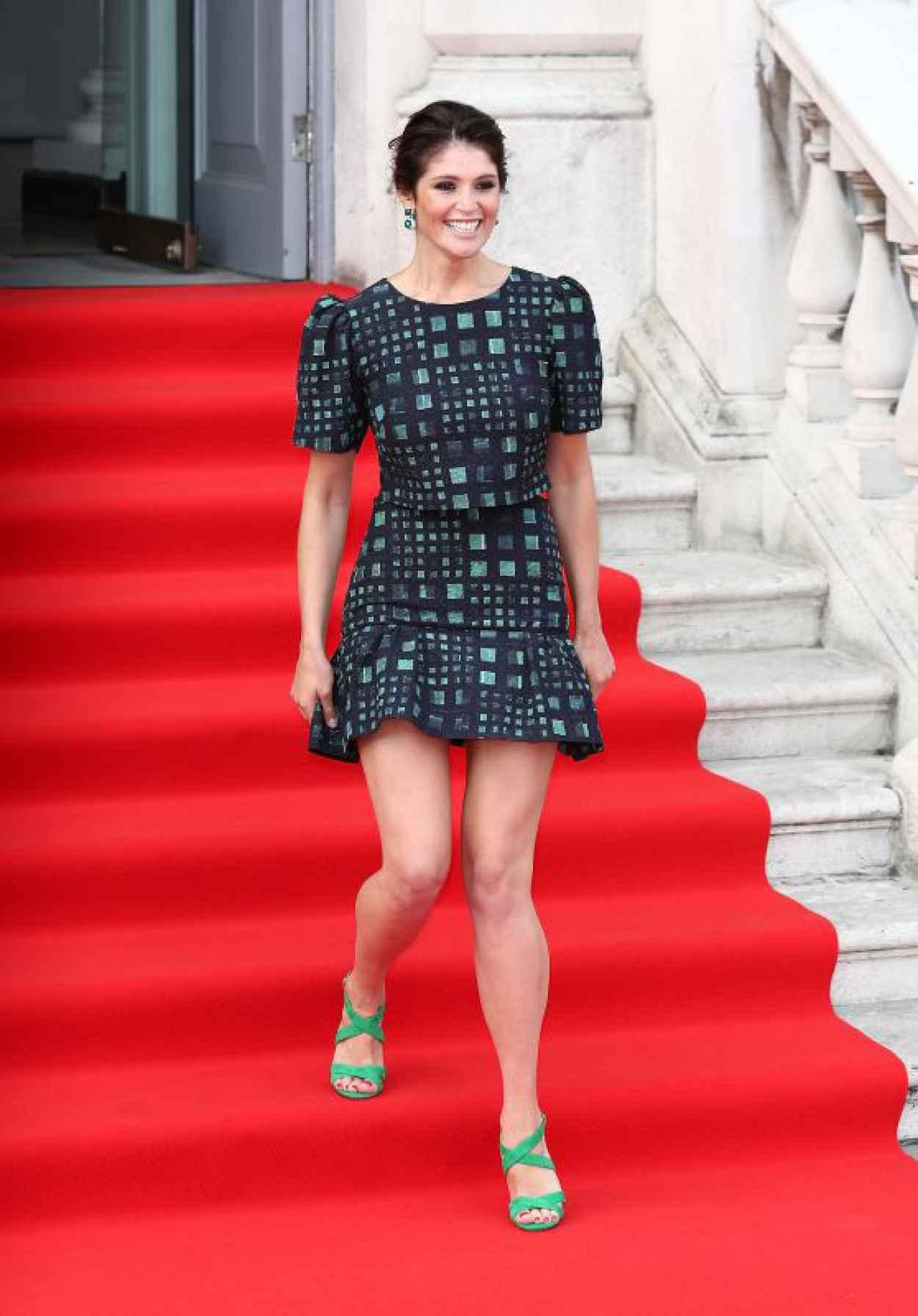 Gemma Arterton - Gemma Bovery Premiere in London-1