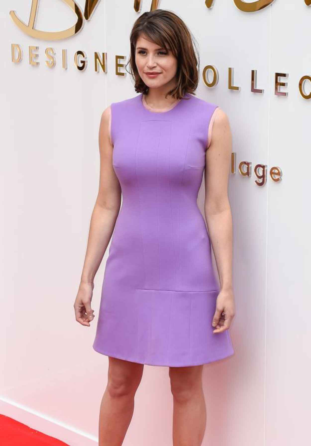 Gemma Arterton - Launch of the British Designers Collective at Bicester Village in Bicester-1