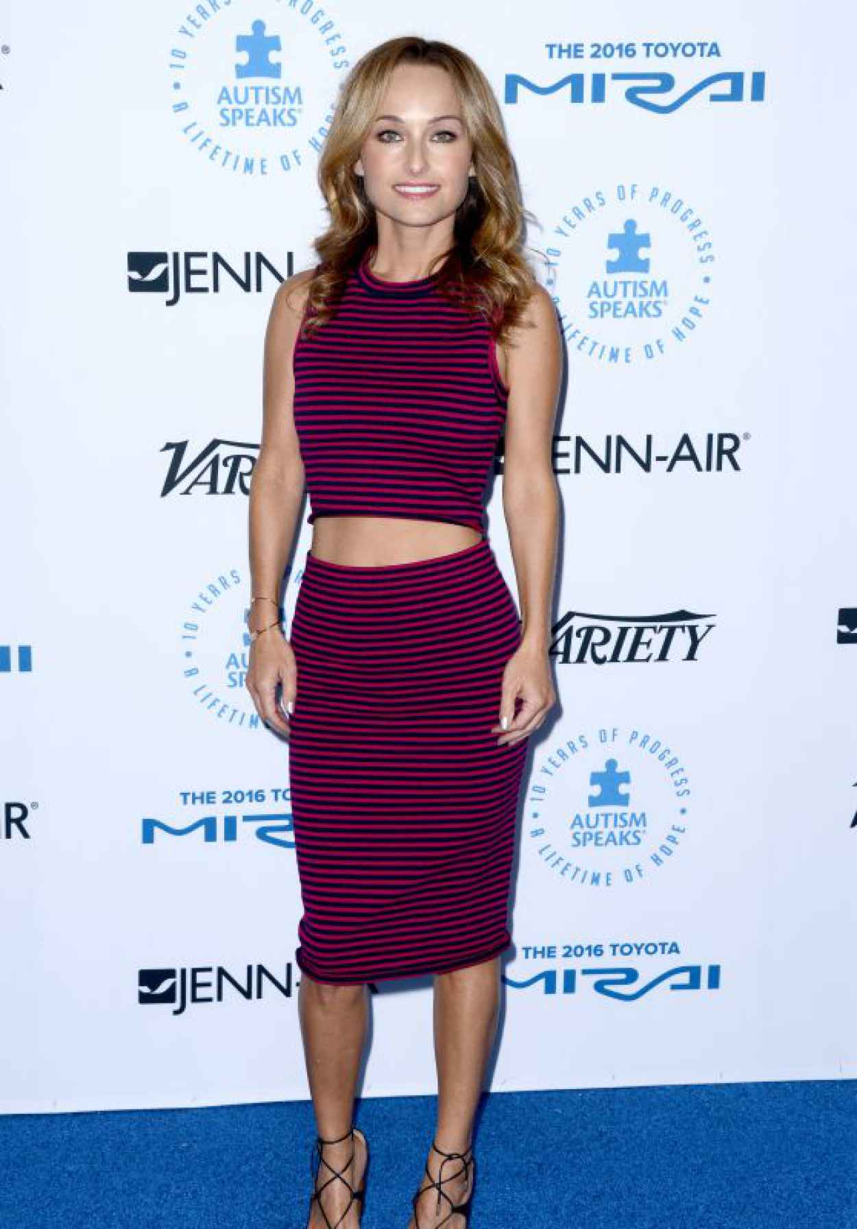 Giada De Laurentiis - Autism Speaks To Los Angeles Celebrity Chef Gala in Santa Monica-1